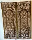 "Antique Moroccan Moorish Silk Tapestry - ""Haiti"" in Beautiful Condition!!!!"