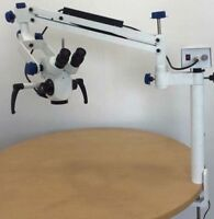 Ophthalmic Surgical Operating microscope portable Microscope 3 Step