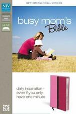 Busy Mom's Bible : Daily Inspiration Even If You Only Have One Minute Free Ship
