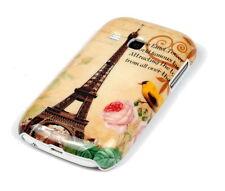 Schutzhülle f Samsung Galaxy Young S6310 Tasche Cover Case Paris Eiffelturm