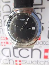 Swatch Blackguard To YGS714 2000 Spring Summer Collection Irony Big 37mm