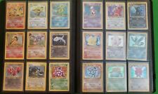 Official Pokemon TCG Binder Collection Lot Pack 200+ Card - Wizards Of The Coast