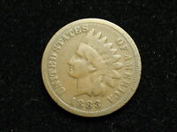 FALL COLLECTIBLES SALE!  1883 INDIAN HEAD CENT PENNY BEAUTIFUL  U.S. COIN #19i
