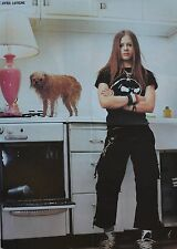 Avril Lavigne-a2 Poster (XL - 42 X 55 cm) - captures Fan collection NEUF
