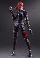 Marvel Comics - Black Widow Variant Play Arts Kai Action Figure (Square Enix)