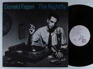 DONALD FAGEN The Nightfly WARNER BROS LP VG+ #