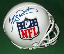 Tony Dungy Signed NFL Mini Helmet COA