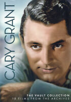 Cary Grant - The Vault Collection (Boxset) New DVD