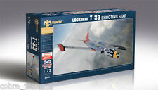 TANMODEL Lockheed T-33 Shooting Star (LIMITED EDITION), 1/72, #2905 - ON STOCK!
