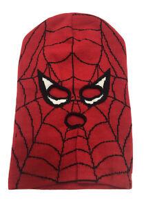 Marvel Ultimate Spider-Man Kids Embroidered Ski Mask