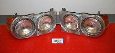 Mercedes Benz SL R 107 Head Lamp Light Set Side Marker Turn Signal 1305523033