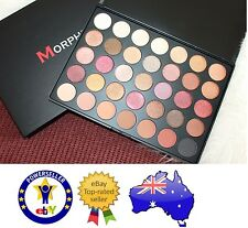 Morphe Eyeshadow 35F Fall into Frost palette BNIB Sydney Free post makeup NEW