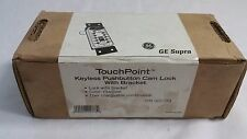 Touchpoint Keyless Pushbutton Cam Lock With Bracket