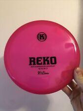 Kastaplast K1 Reko   172g   Pink   Disc Golf Putter   New