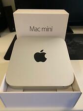 Apple Mac Mini fine 2014 1TB 2,6 GHZ intel core i5 - 8 GB RAM 1600 MHz DDR3