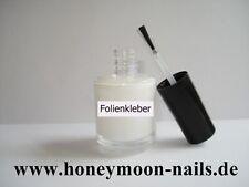 15ml Spezial Folien Kleber für Transferfolien Nail Art