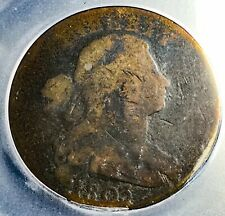 1803 Draped Bust Large Cent 1c Rare Variety S-263 SM Date SM Fraction IGC Slab