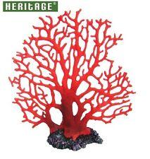 HERITAGE HCL025 AQUARIUM FISH TANK MARINE REEF FANCY CORAL ORNAMENT 22CM DECOR
