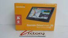 "Garmin DriveSmart 50 North American LMTHD 5"" Car GPS Traffic Bluetooth"