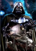 5D DIY Full Drill Diamond Painting Kits Art Crafts Home Decor Star Wars Warriors