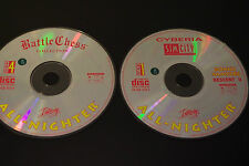Interplay All-Nighter (PC, 1998) *Discs 1 & 2 / Cyberia / SimCity / Battle Chess