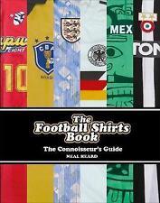 The Football Shirts Book by Neal Heard (Hardback, 2017)