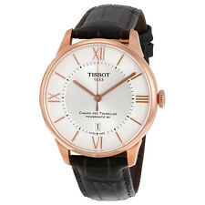 Tissot Pink Gold PVD Stainless Steel Mens Watch T0994073603800