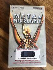 Psp Umd Sony Metal hurlant /neuf Sous Blister