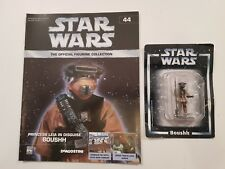 Deagostini Star Wars The Official Figurine Collection Issue 44 Boushh