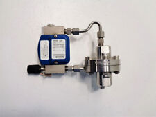 Krohne Dk32re Variable Area Flow Meter With Differential Pressure Regulator