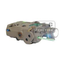 FMA Target Pointer Illuminator Aiming Light LED Light + Green Laser w/ IR Lens