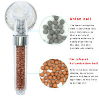 Showerhead Replacement Water Saving Filtration Handheld Shower Head And Hose UK
