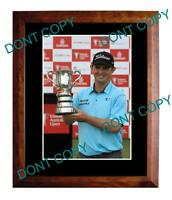 GREG CHALMERS 2011 AUST OPEN GOLF WIN LARGE A3 PHOTO 3