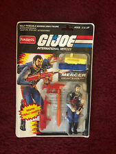 G.I. Joe Funskool India Mercer carded
