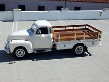 1947 Chevrolet 3800 1-Ton Stake Bed Truck 2nd Series - Frame Off Restored