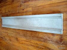Fassadenschmuck Löwe -Lorbeer Feston aus Beton für Aussenfassade Stuck 4tlg