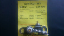 S80V (GL80V) IGNITION POINTS LUCAS, FORD INTERNATIONAL WILLY`S JEEP