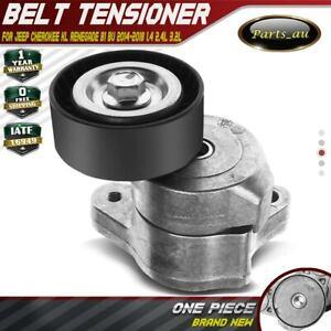 Drive Belt Tensioner for Jeep Cherokee KL Renegade B1 BU 1.4 2.4L 3.2L 2014-2018