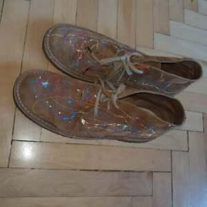 Men Camper Ankle Boots Suede Size EU 44