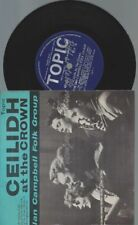 """7""""   The Ian Campbell Folk Group – Ceilidh At The Crown"""