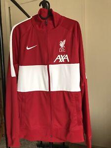 Nike Liverpool FC Track Jacket 20/21 (Size M)