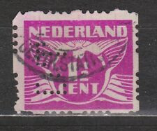 R35 Roltanding 35 gestemp PERFIN DT NVPH Netherlands Nederland syncopated used