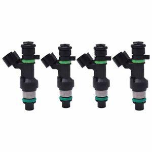 Set of 4 Fuel Injector 16600-EN200 FBY2850 Fit For 07-14 Nissan Versa 1.8L