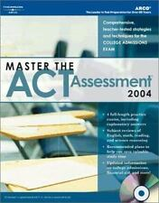 Master the ACT Assessment 2004 by O'Keefe 2003 Paperback Study Aid
