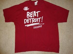 "NBA Cleveland Cavaliers ""Beat Detroit"" T-Shirt X-Large/XL EUC!"