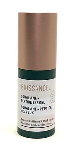 Biossance Squalane + Peptide Eye Gel .5oz