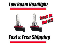 Stock Fit Halogen Headlight Bulbs for Saturn Outlook Relay SKY Vue 2005-2010 Low