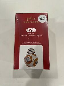 Hallmark Star Wars Keepsake 2020 The For E Awakens BB-8 Xmas Deco