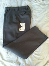 New Vintage East German Authentic Gray Heavy Wool Army Pants Military