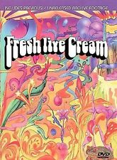 Fresh Live Cream (DVD, 1999)